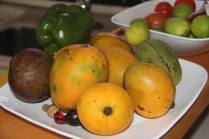 Over 200 varieties of Mangoes!