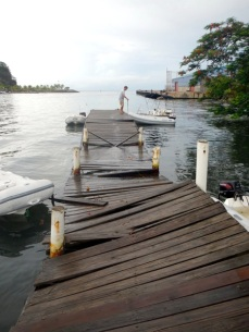Yacht club dock collapsed under 20+ medical students
