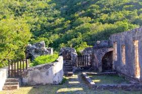 Annaberg Ruins of Leinster Bay
