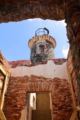 Abandoned Lighthouse, Culebrita