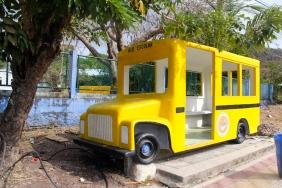Bus stops of Providencia